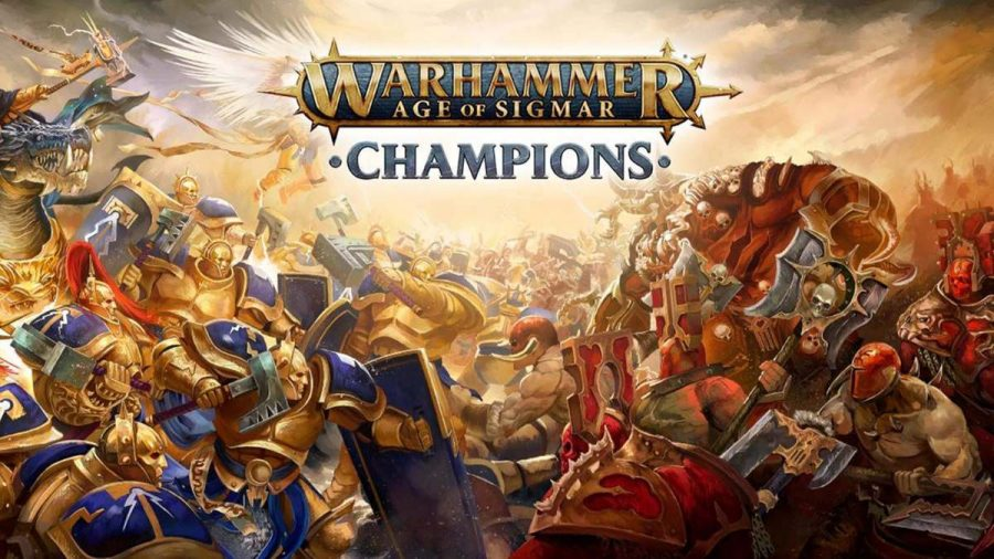Warhammer Age of Sigmar Champions is coming to PC and Switch