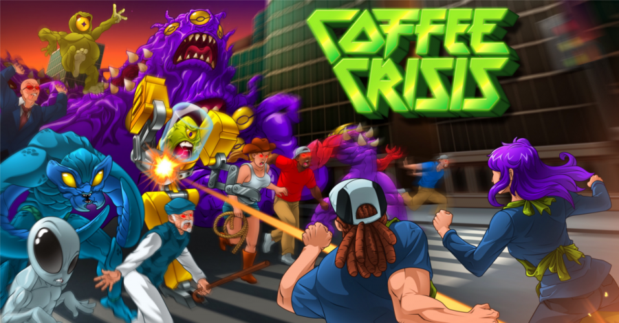 Coffee Crisis Review Switch – Hi-Octane Action