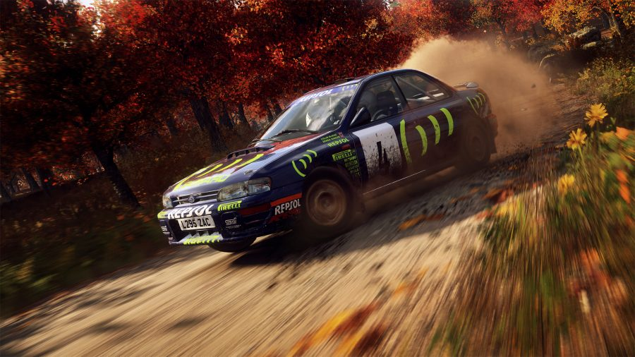 Dirt Rally 2.0 vehicles are a showcase of the the last 50 years