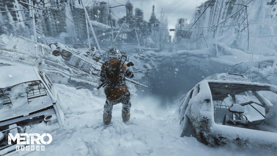 Go behind the scenes with the making of Metro Exodus Documentary
