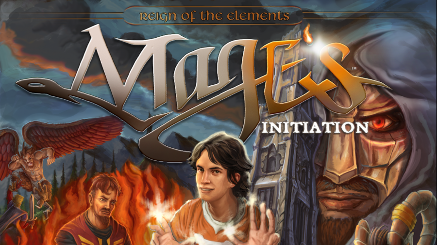 Mage's Initiation Reign of the Elements Review – No Heart and No Monkey