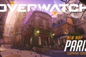 Overwatch Paris Assault Map Live on the PTR