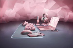 Razer Gives Valentine's the Stunning Pink Treatment with Quartz Pink Edition Peripherals