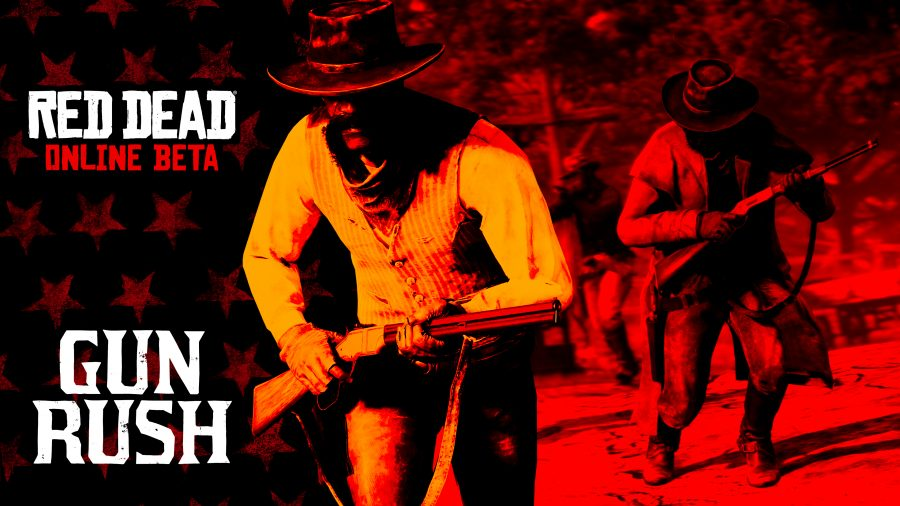 Red Dead Online Battle Royale Mode Gun Rush is now live