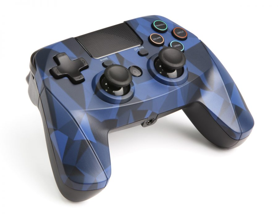 Snakebyte debuts Game Pad 4 S Wireless for the PlayStation 4