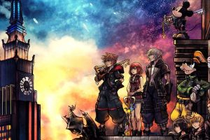 Kingdom Hearts 3 Review – We are the Knights Who Say 'Weeb'