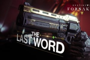 Latest trailer from Bungie shows off The Last Word and teases Thorn