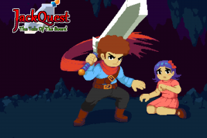JackQuest Review – Jack, off to save Nara