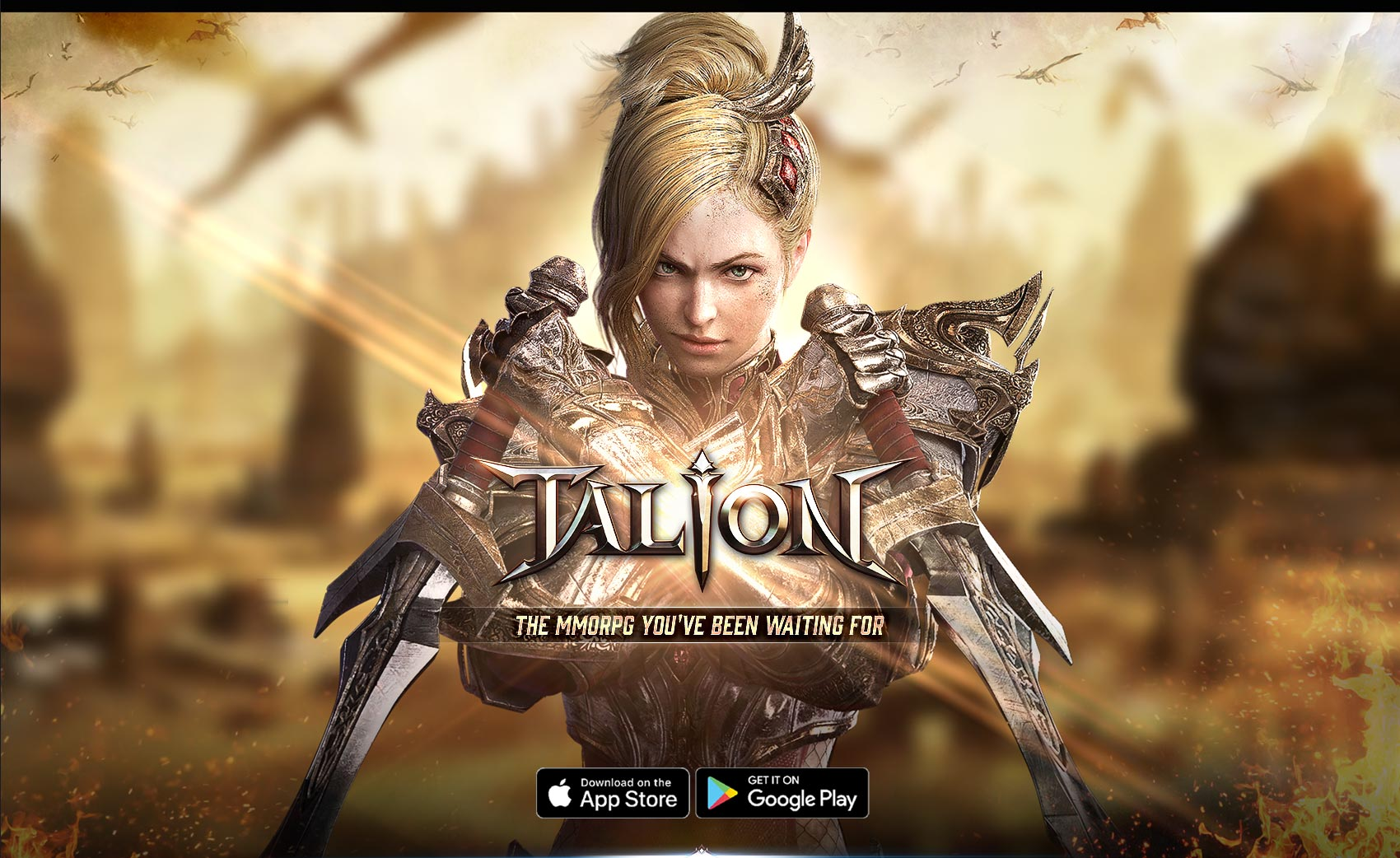 Gamevil to Launch Talion in Australia with Local Servers, Pre