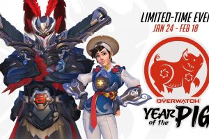 Overwatch Year of the Pig is live; Go WHOLE Hog
