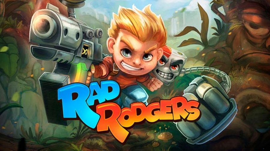Rad Rodgers Radical Edition Switch Review – Rad, a rude dude and the real deal