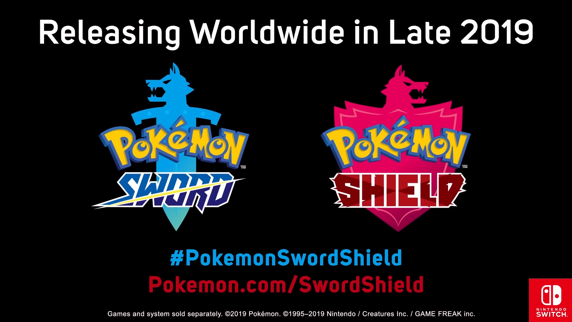Pokemon Sword And Shield Are Coming To Switch And They Re Fully 3d