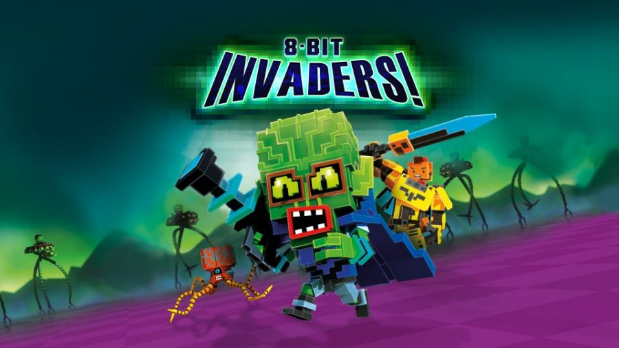 8 Bit Invaders Review – Mars Attacks