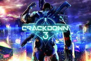 Crackdown 3 Preview – Terry Loves Agility Orbs