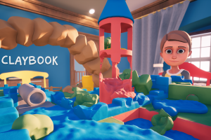 Former Ubisoft Redlynx developers are bringing Claybook to Switch in March