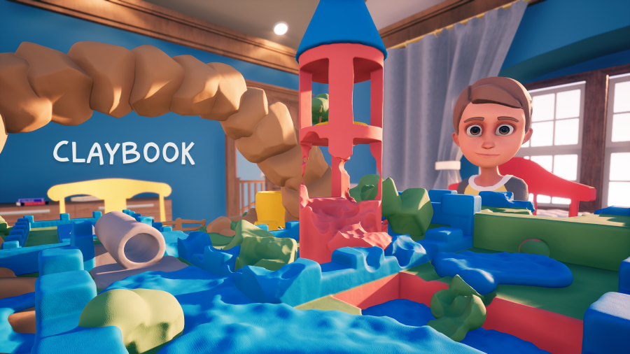 Claybook Review – Play D'oh