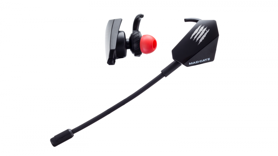 Madcatz E.S. Pro+ Gaming Earbuds Want to Steal The Spotlight From Traditional Bulky Headsets