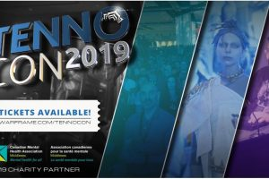 Digital Extremes outlines Ticket Availability for TennoCon 2019