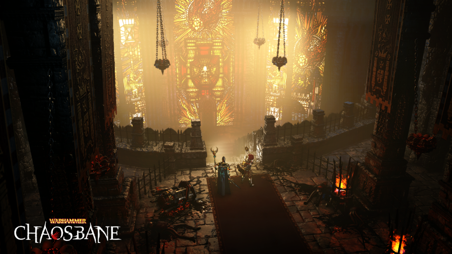 The First Warhammer Chaosbane Closed Beta Begins Tonight