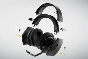 Alienware AW988 Wireless Gaming Headset Review – Software powered sound
