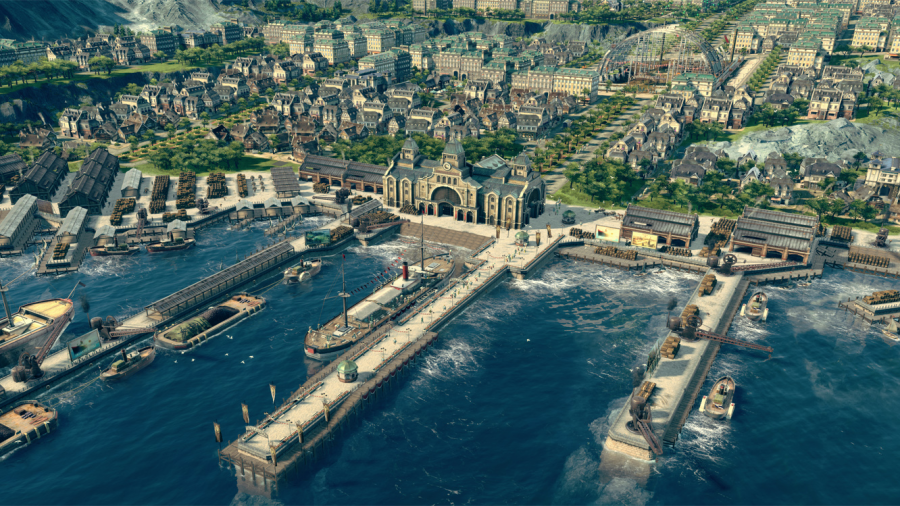 Anno 1800 open beta taking place in early April