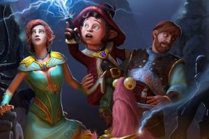 The Book of Unwritten Tales 2 Review Switch – No Pen is Mightier than no Sword