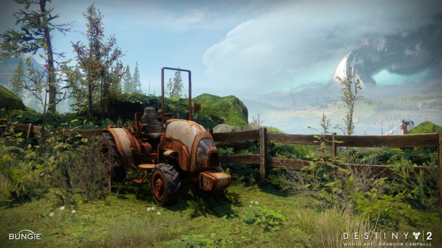 Destiny 2 – The Problem of Impermanence and Those We've Left Behind
