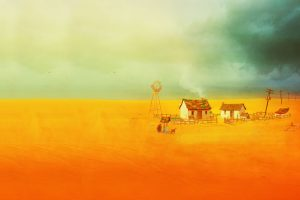 The Stillness Of The Wind Review – Alone On The Range