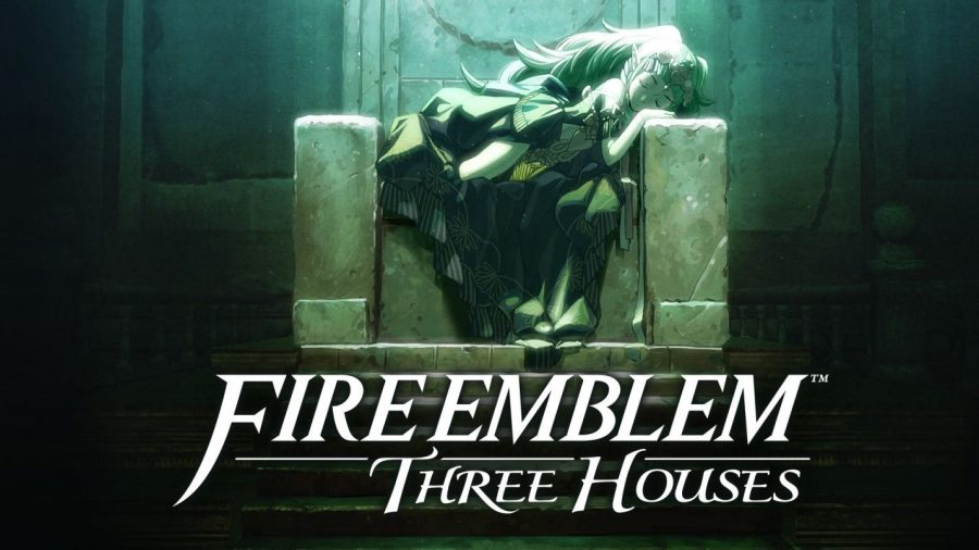 Fire Emblem Three Houses looks like it takes place at Hogwarts