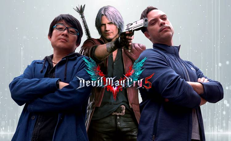 Meet the talent behind Devil May Cry 5 at the Madman Anime Festival in Sydey this March