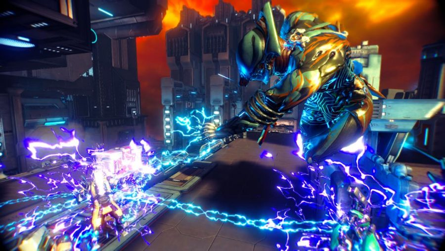 Alienware offers PC players a free Warframe Booster Pack