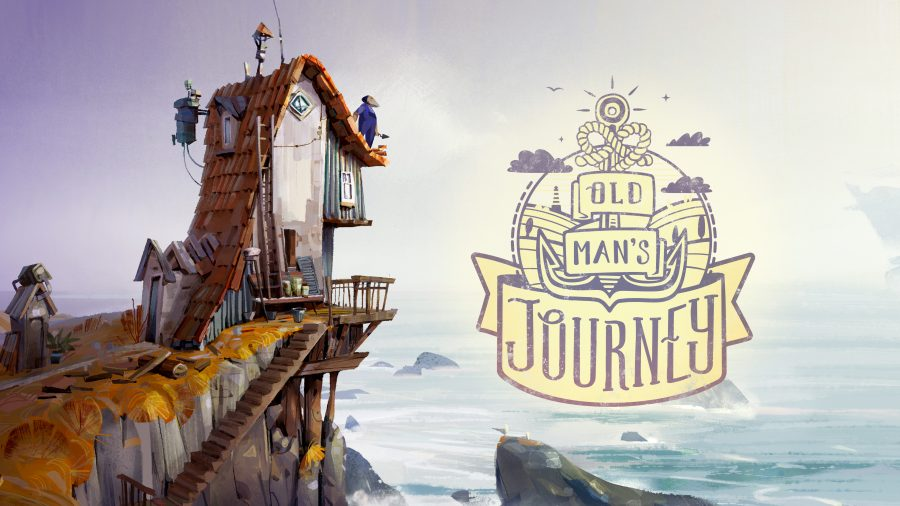 Old Man's Journey is a narrative, puzzle platformer coming to Switch and PS4