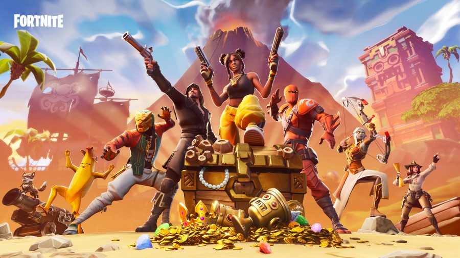 Fortnite Season 8 is now live and it brings a volcano and a new Pirate themed area