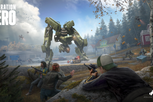 Generation Zero Review – Himmel Nätet