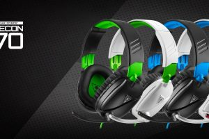 Turtle Beach Recon 70 Series Headsets available now for PS4 and Xbox One
