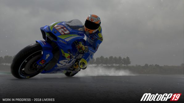 MotoGP 19 is coming to PC and consoles, including Switch, in June