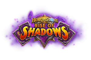 Hearthstone Rise of Shadows Announced