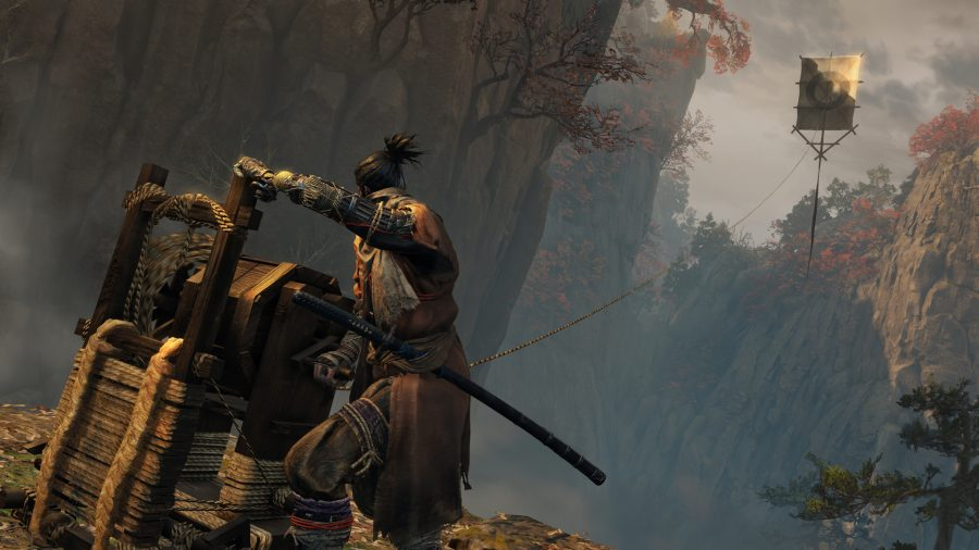 Sekiro Shadows Die Twice is almost here, check out the launch trailer