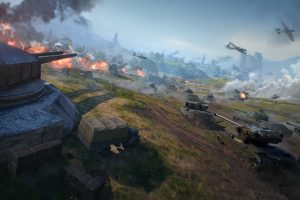 World of Tanks' Frontline Mode offers up Massive Challenges in 2019
