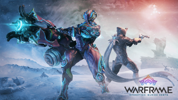 Operation Buried Debts is Warframe's Latest Update and Available Now on PC