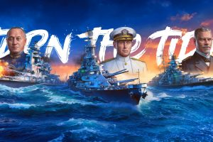 World of Warships Legends Enters Early Access in April, Closed Beta in Late March