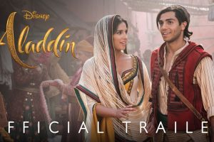 Check out the official trailer for the live-action version of Aladdin