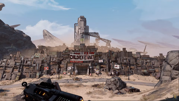 Borderlands 3 features degradable and destructible cover
