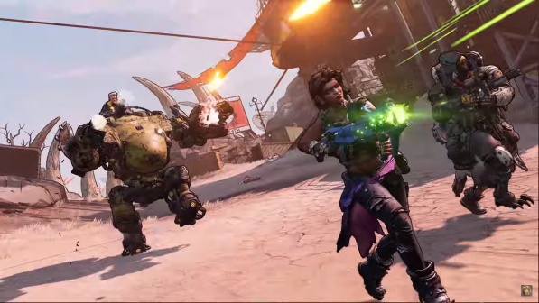 Borderlands 3 might be released on September 13, exclusively on the Epic Game Store for PC