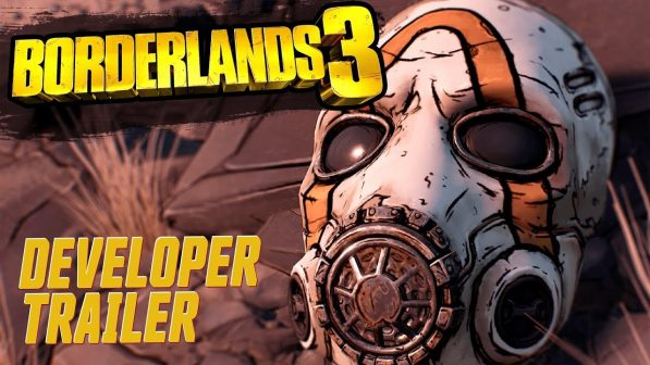 Borderlands 3 is coming, watch the trailer here