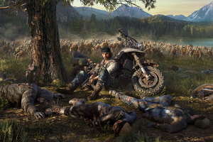 Days Gone Preview – On A Steel Horse I Ride