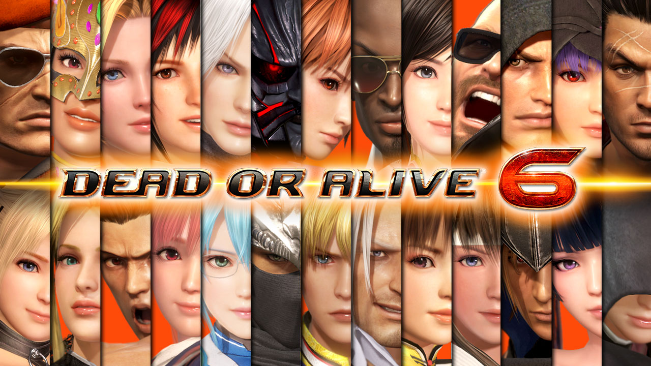 Dead Or Alive 6 Review Punch Punch Kick Kick Powerup