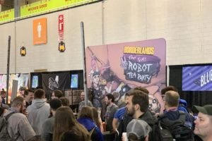 Borderlands Tiny Tina's Robot Tea Party is the first tabletop game set in Borderlands' universe