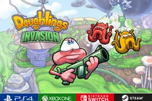 Doughlings Invasion announced for PC and Consoles