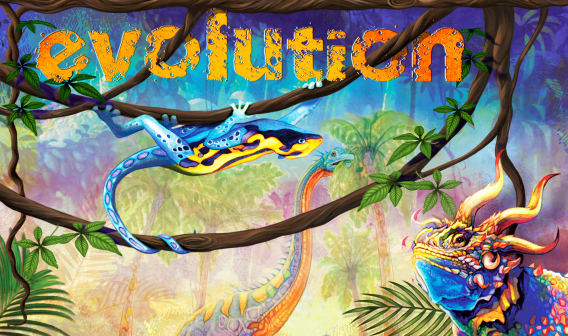 Evolution Review – Welcome to the Jungle